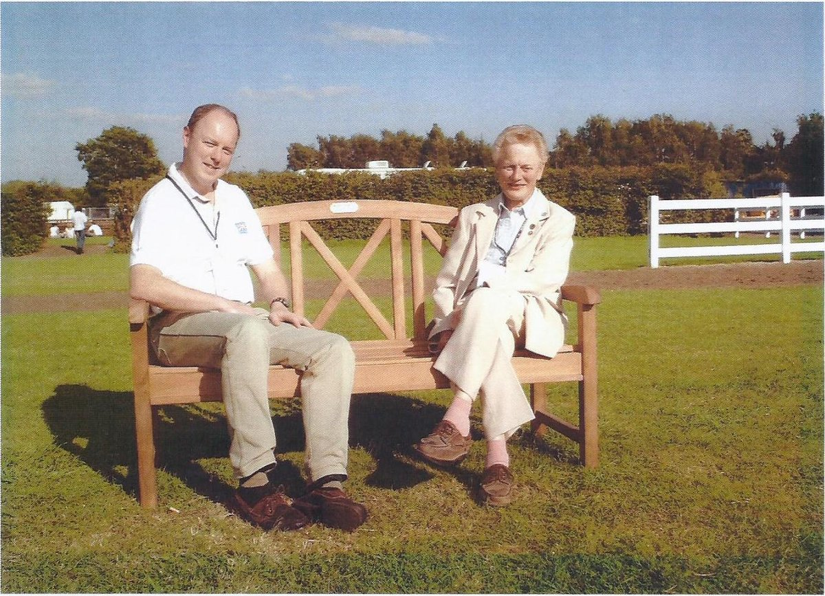 With sadness we learned of the passing of longstanding dressage supporter and List 2A Judge Sue Howard who died peacefully on Tuesday, in her 90th year. She will be greatly missed. Read our tribute here: https://t.co/dCDWV59XaD https://t.co/7y4cgMA0lh