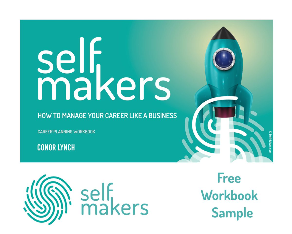 I guess I am the original self-styled 'self maker' who has built a successful and rewarding career with a mix of jobs, side hustles and business start-ups. To share in my experience, please get your free #selfmakers careers book sample for download - https://t.co/SteLlA2mV0 https://t.co/SeHWR5mUGl