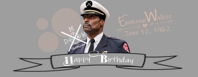 Happy Birthday to Eamonn Walker  > Wallace Boden