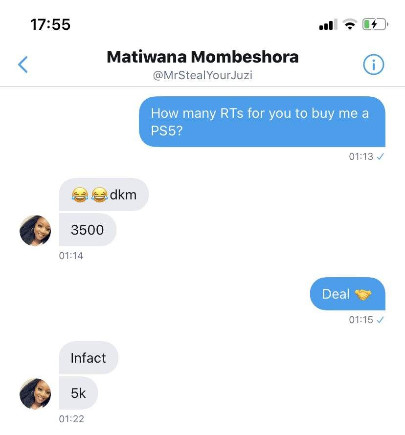 Guys, I really never ask for much from you lot but i need everyone to come in strong for this one... a simple RT can change my life 😭 #PS5 https://t.co/LZkdn2rBuS