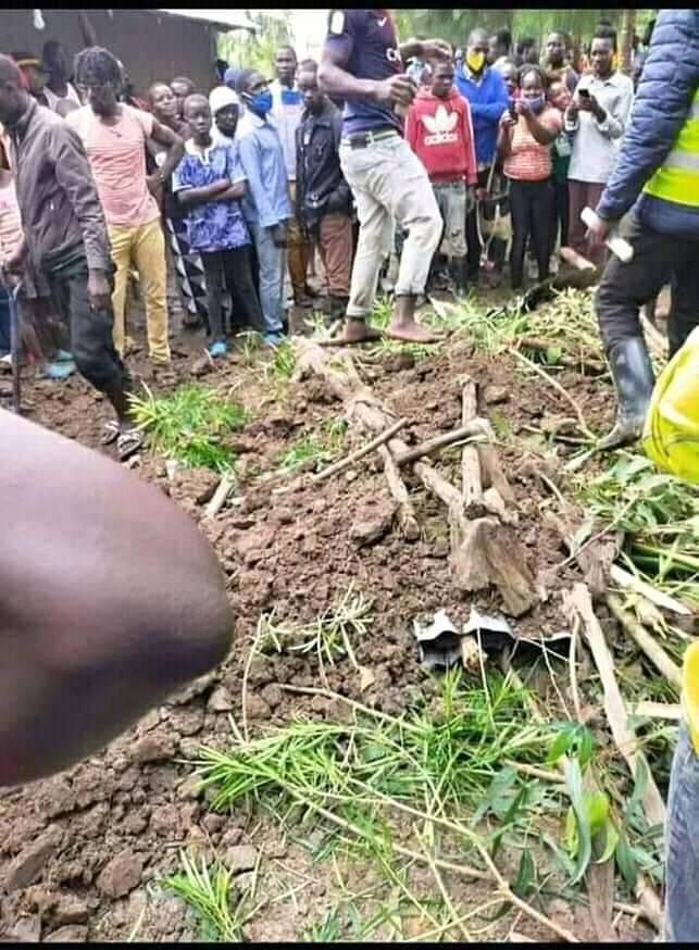 """Kenyan Report's tweet - """"Chaos as charged Kisumu Residents chase ..."""