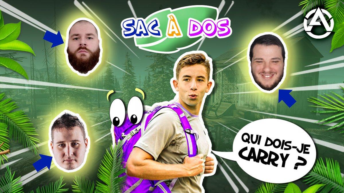 PETIT TOP 1 en compagnie de Maxime Lopez, ZylewR et Cekko ! youtube.com/watch?v=jm-IZj… #RT les amis !
