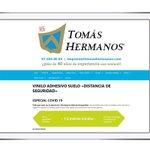 Image for the Tweet beginning: #We4You. Druckerei Tomás Hermanos konnte