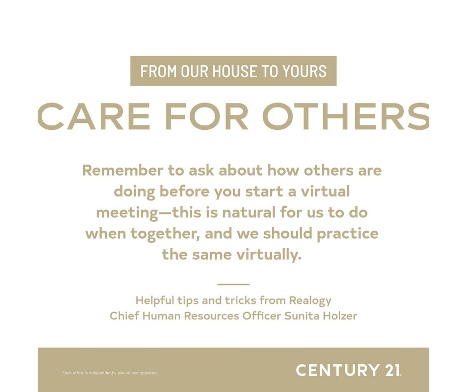 From our house to yours...don't let technology make you less personal. Care for others, by asking how they are and catching...just like in person!! #careforothers #charlestonrealestate #helpfultricks https://t.co/kFD81gLori