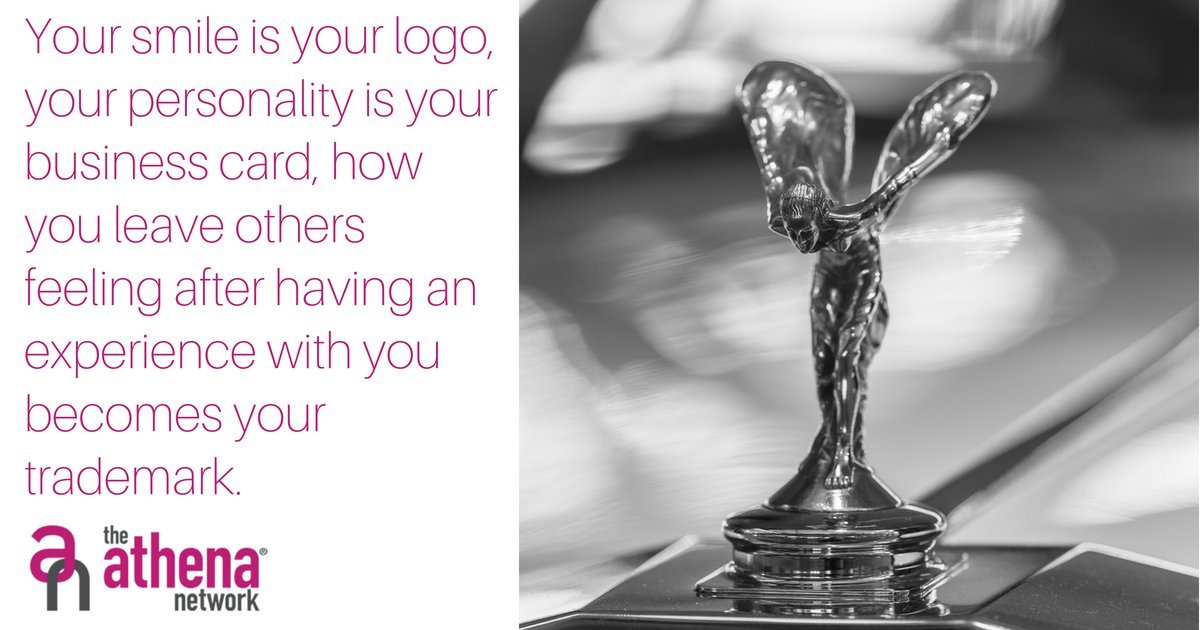"""Your trademark is how you leave others feeling after having an experience with you.   How do you work on developing your """"Trademark""""?  #ThursdayThoughts #BusinessStrategies #Trademark #WomenInBusiness #Logo #NetworkLikeABoss #BusinessNetworking #CreateConnections #InspireSuccess https://t.co/Ati7wLywaC"""