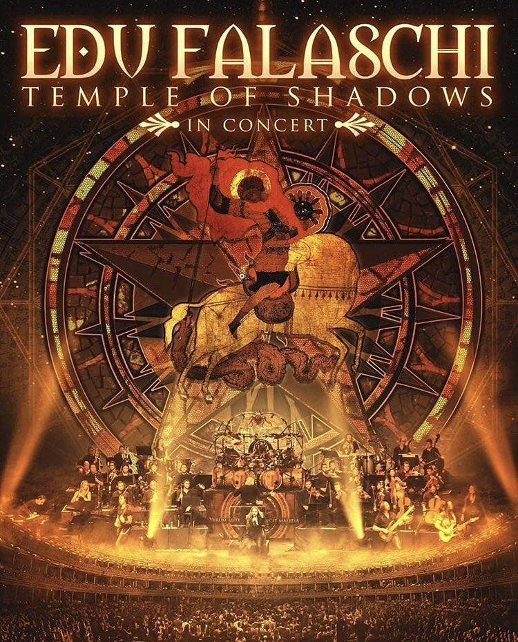 Revelada a arte da capa do novo CD e DVD do #EduFalaschi   Arte por Carlos Fides pic.twitter.com/XKAZf39TaB