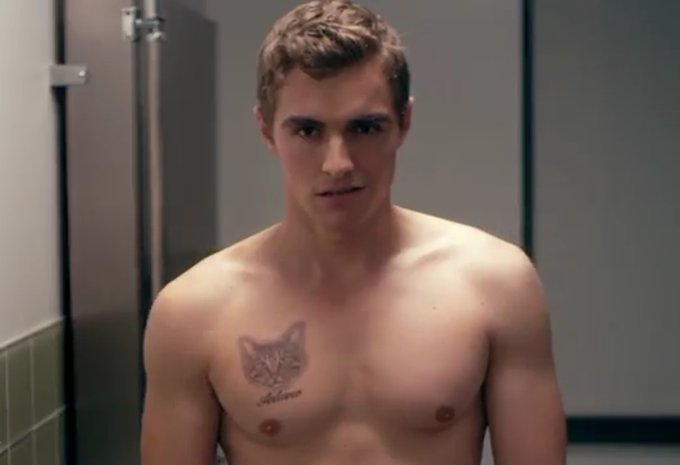 Happy 35th Birthday to this stud, Dave Franco.  Now we need to see him in his sexy birthday suit.