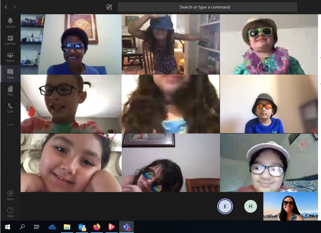 These THIRD graders are ready for summer!! Happy last day of school, <a target='_blank' href='http://twitter.com/CampbellAPS'>@CampbellAPS</a>!! Have an awesome and safe summer, friends!! 😎 <a target='_blank' href='https://t.co/R5tq6rtVfq'>https://t.co/R5tq6rtVfq</a>