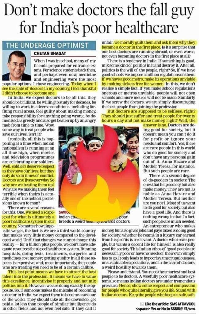 @chetan_bhagat nice article