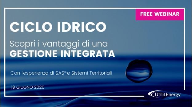"""La gestione """"smart"""" delle reti idriche nell'Industria 4.0 si concretizza attraverso l'adozione di #IoT, automazione e #AI. Ma quali sono i vantaggi di una gestione integrata e agile del ciclo idrico? Ne parleremo il 19 giugno insieme a @IKN_Italy https://t.co/RPy5WXvzUz https://t.co/Soe7oTfbfn"""