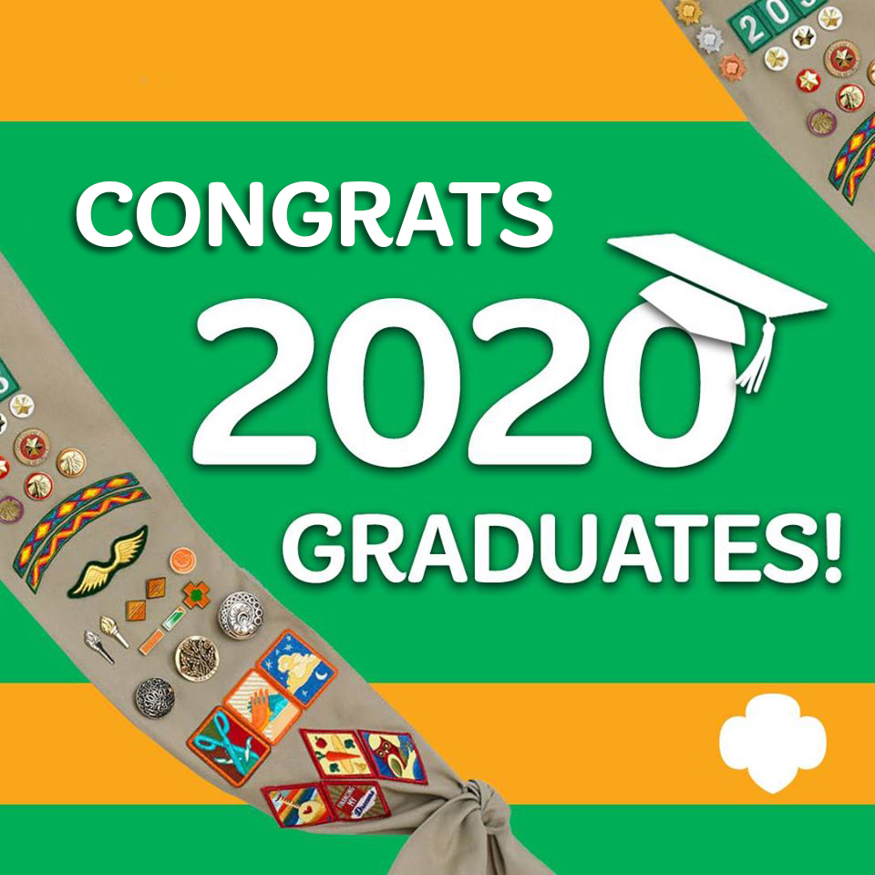 Congratulations to all those who are graduating! Shout out your graduate below! #Congrats2020 https://t.co/S0RQdOsiYh