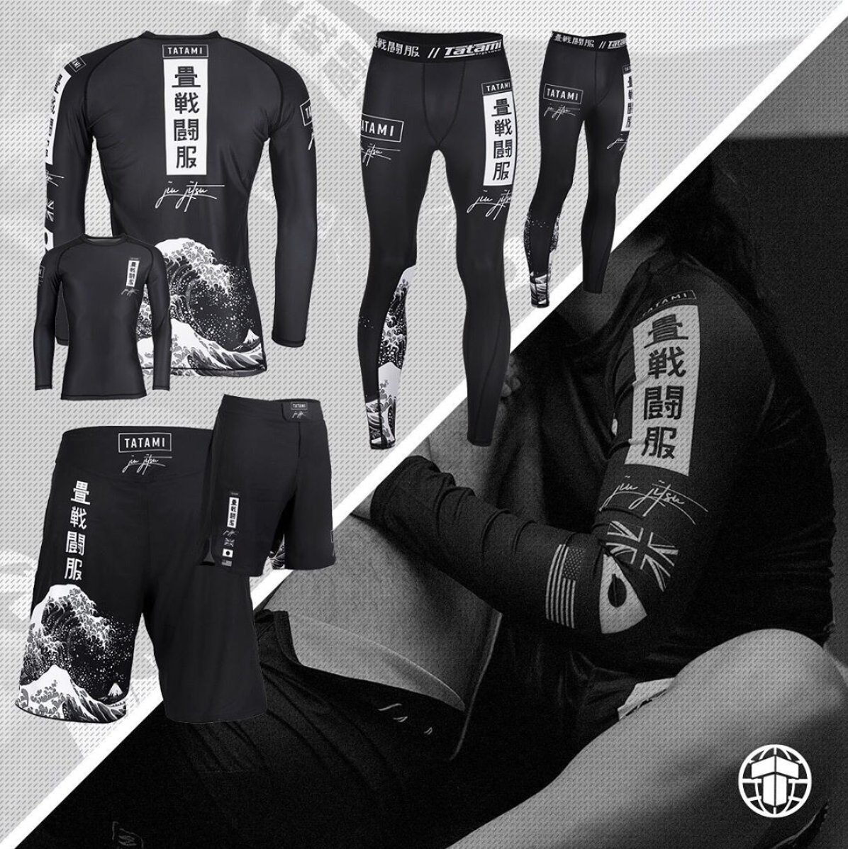 We're currently running 20% off all no gi, in anticipation for your return to the mats, including the full set of our Kanagawa collection. Get yours here: https://t.co/OSEt8FWUEr https://t.co/kVtzVoAre1