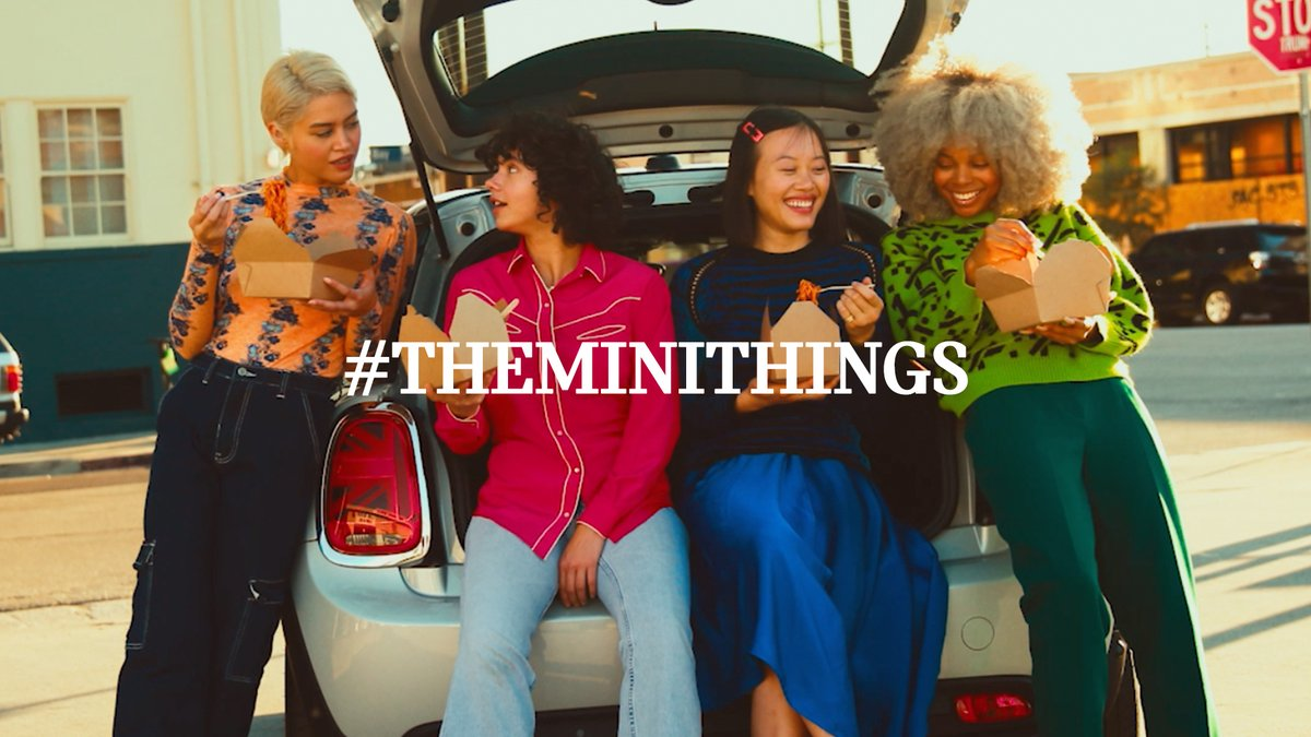 We know you cannot wait to go out and explore again. Where are you looking forward to going? Time to appreciate #TheMINIThings. #MINI #MINILove https://t.co/rPN0LcJiEb
