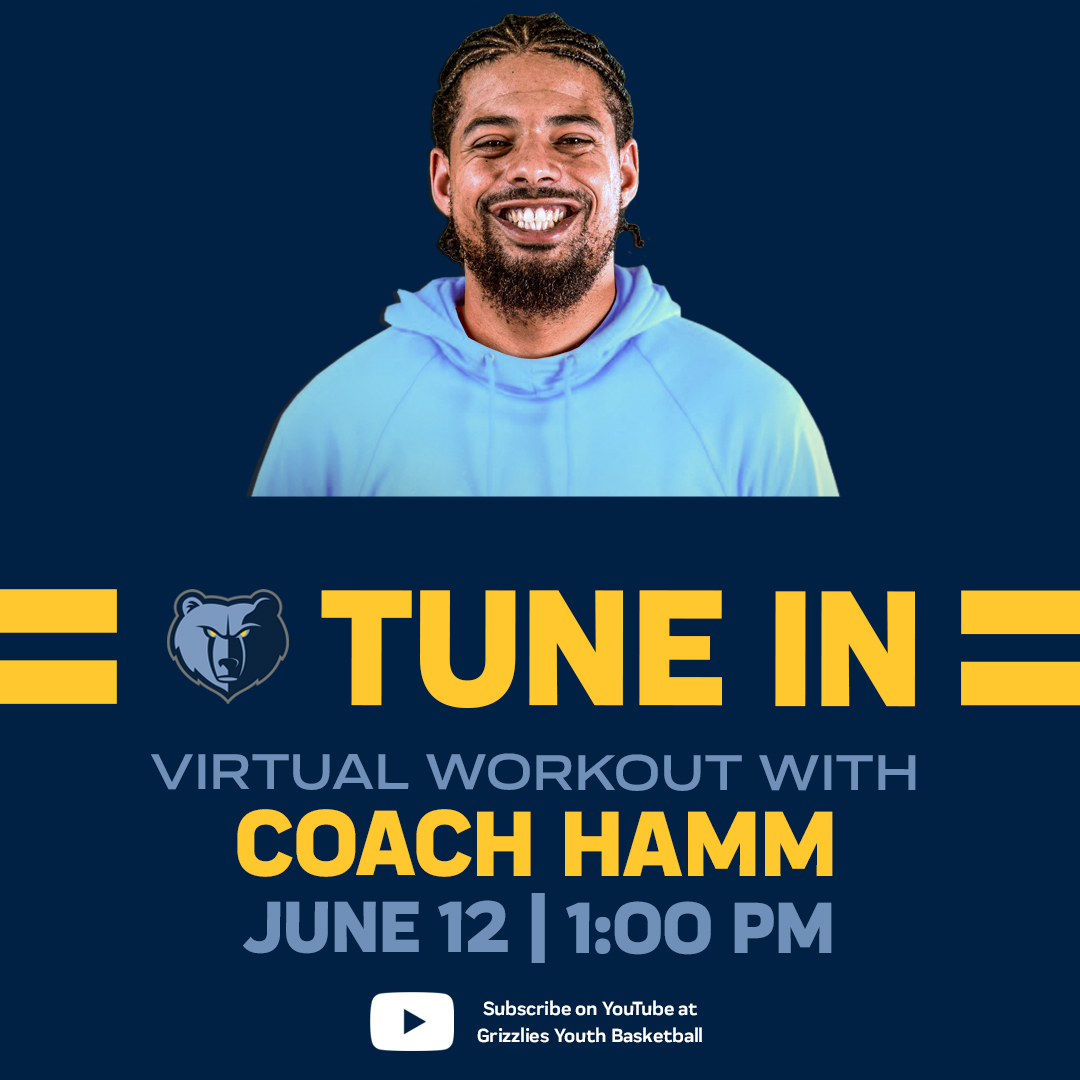 A former college player (@MC_Pioneerhoops) and assistant coach (@TheHeightsHoops), Coach Hamm's got the skills & drills to help take your game to the next level!  ⬇️Subscribe and set your reminder. https://t.co/nQkIyGlnAe https://t.co/W3QIjpVguR