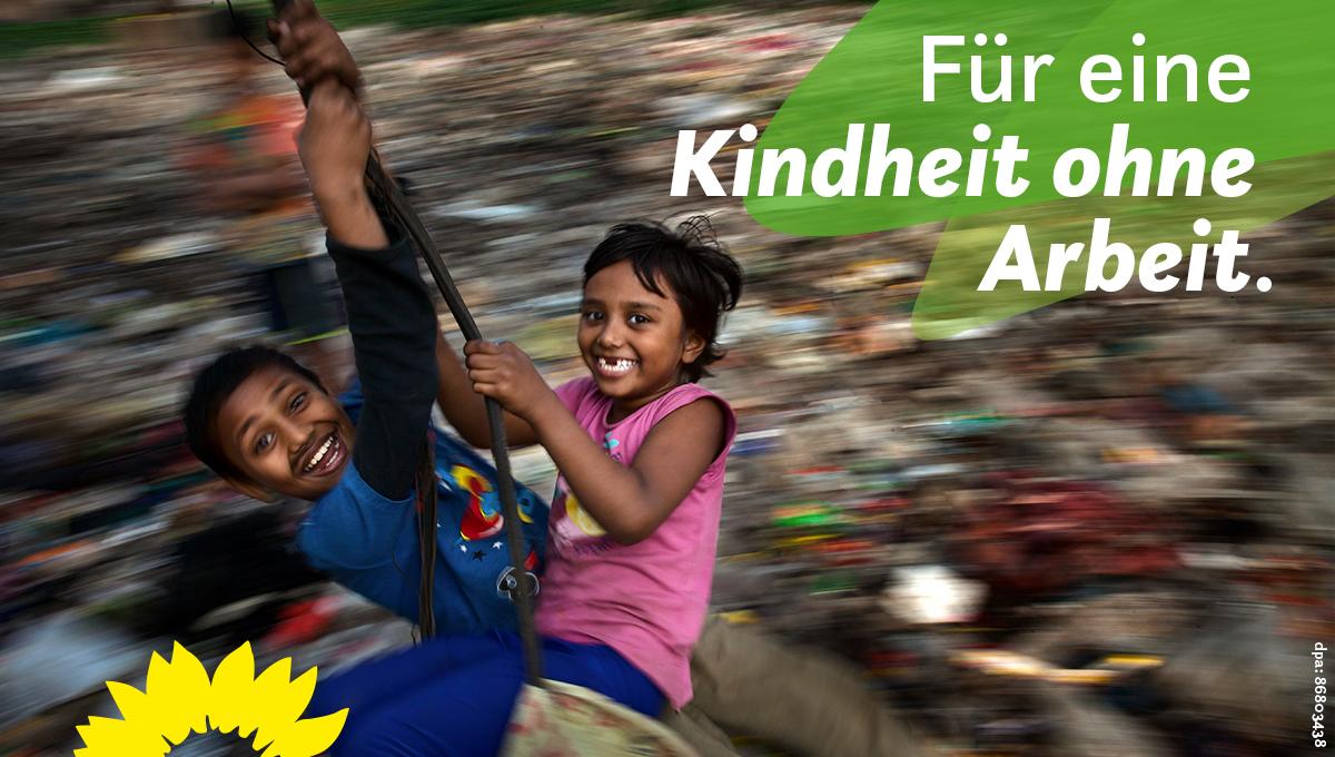 #Kinderarbeit