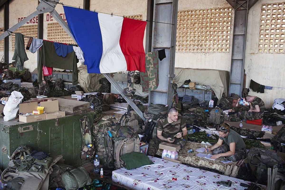 Mali: Česká armáda poprvé vede mezinárodní misi EU https://t.co/h1B13WKaiX #InformacniServis https://t.co/ys7JTEhOnt
