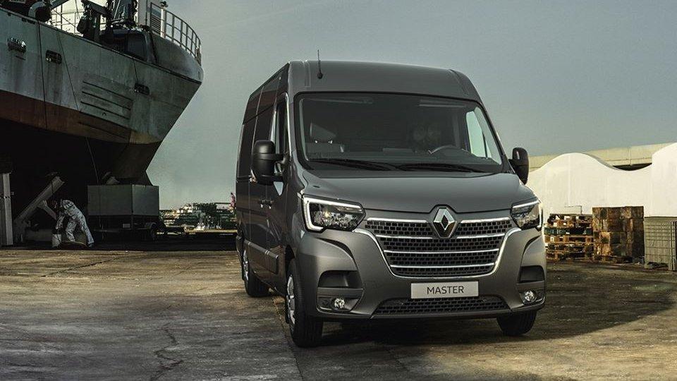 Novi dizajn, nova oprema, nova pomoć u vožnji i nova ponuda motora. Potpuno novi Renault #MASTER je doživeo pravu revoluciju, kako spolja tako i iznutra. 👉 https://t.co/9UtiZfP0Mv https://t.co/yFU4zSwxie