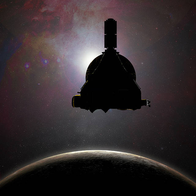 Our @NASANewHorizons spacecraft explored Pluto and recently took images of stars from its unique vantage point of over 4 billion miles from Earth. Join experts on @Reddit today at 1pm ET to ask questions about the mission, imaging and deep space: redd.it/h7imbw
