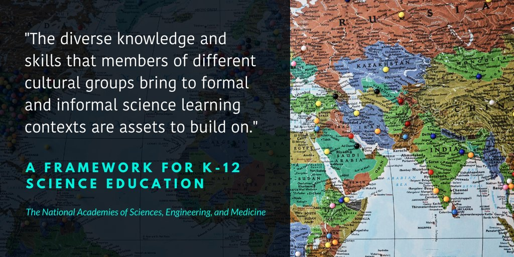 #FrameworkFriday #equity #NGSS