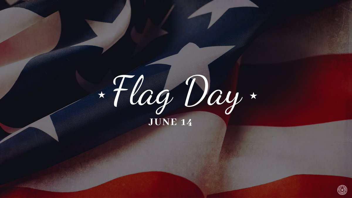 243 years ago today, the United States adopted our nation's flag. As we celebrate #FlagDay, may we remember Old Glory's enduring symbol of freedom and all the men and women who have sacrificed to defend it.