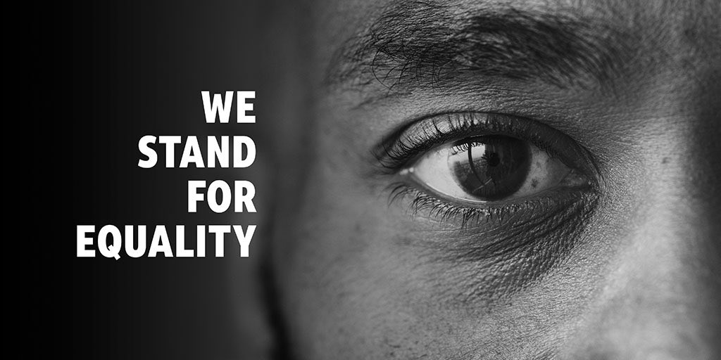 Black lives matter and we have a moral and business obligation to engage on this fundamental issue of equality and fairness. Here's how we'll drive change through action: