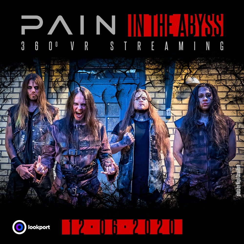 - LIVE CONCERT STREAM - Tune in RIGHT NOW for a free 360° VR #PAIN concert in the legendary Abyss Studio!  Watch at: https://t.co/ljrOtUZ60v https://t.co/CUm66ZEMny  #PainBand #PeterTagtgren #PeterTägtgren #IndustrialMetal https://t.co/WJhuzujhzv