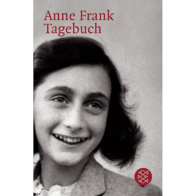 #AnneFrank