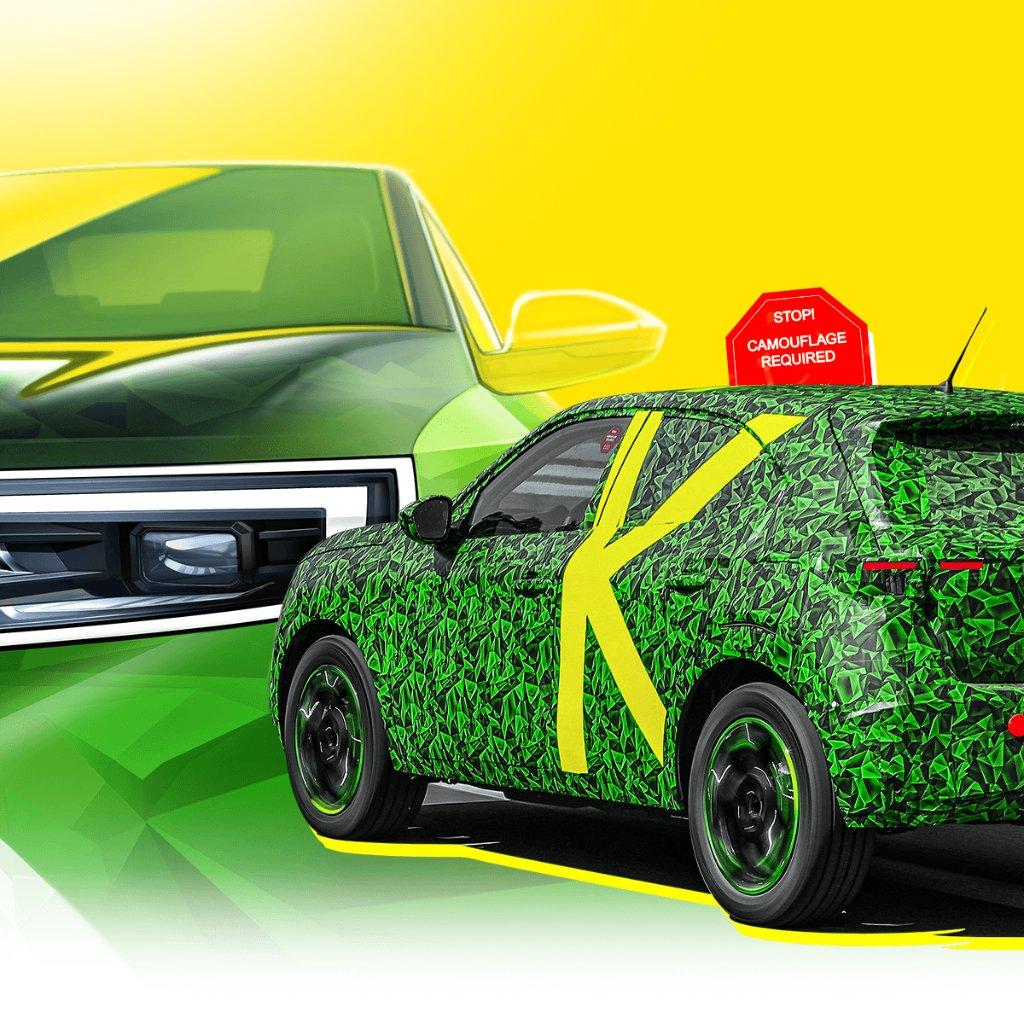 Nova #OpelMokka dolazi da pokaže šta #ThisIsOpel zaista znači. Da li ste spremni da pogledate budućnost #Opel modela u oči? Vizor uskoro stiže... #OpelDesign https://t.co/xzAXsFKxF3