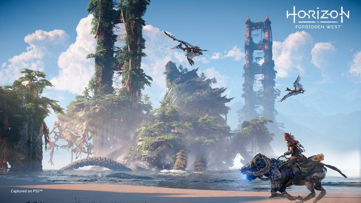 Horizon Forbidden West Announced 1