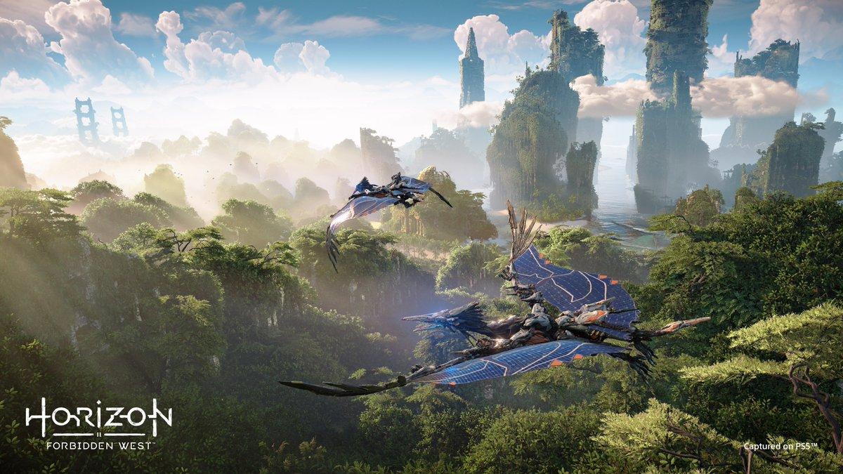 Horizon Forbidden West Announced 2