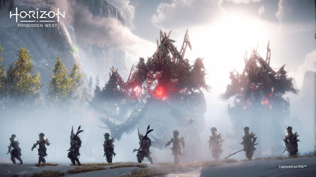 Horizon Forbidden West Announced 3