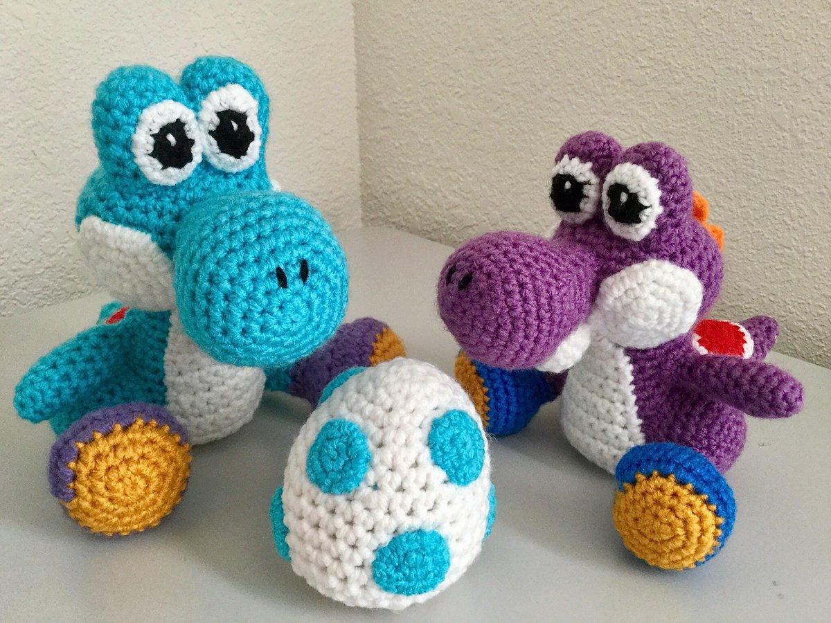Saroh´s do-it-yourself Blog: Free Yoshi Amigurumi Crochet Pattern | 900x1200
