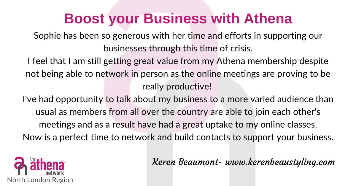 It's great to hear, that even through these tough times, women are still benefitting and supporting one another.  Contact me to see how you can increase your business network  #BeYourOwnBoss #NetworkLikeABoss #BusinessNetworking #CreateConnections #InspireSuccess https://t.co/METM1sZvwt