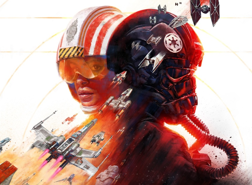 EA officially announces 'Star Wars: Squadrons' following leak