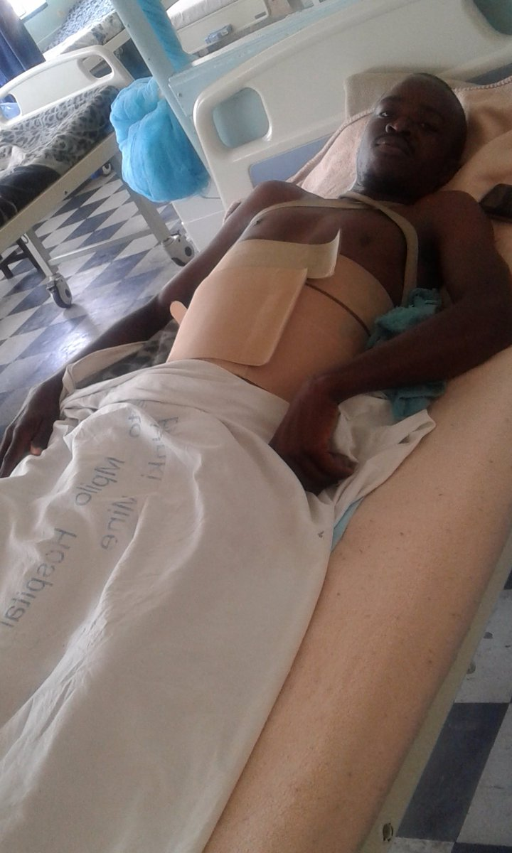 Life after a spinal cord injury is one of the toughest experiences in life. Its been two years now after a car accident which left me with severe complete spinal cord injury while on official. I am appealing for funds to buy diapers; catheters and medication. (+263 779 846 881) https://t.co/k6TlcfeCMl