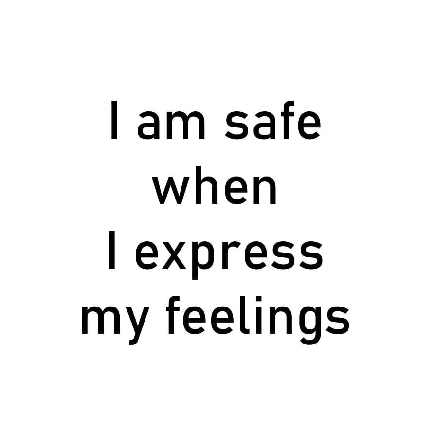 I am safe when I express my feelings . . . . . #vidyasury #affirmations #positiveaffirmations #dailyaffirmations #positivevibes #mindfulness #selflove #selfcare #personaldevelopment #instadaily #collectingsmiles https://t.co/sgzbBMgMgp https://t.co/vIUn16bBON