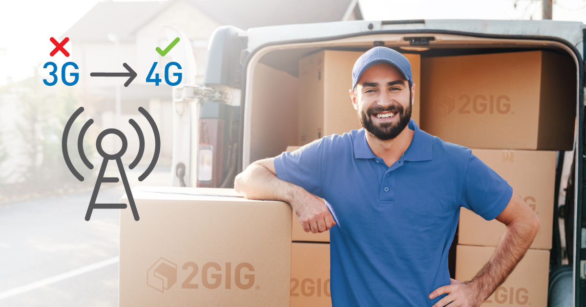 Through our Radio Rebate Program, you can earn a $15 rebate for every customer you upgrade from 3G to 4G LTE. Hurry, the offer ends June 30th! Find out more information here:  https://www.2gig.com/15rebate/  #2GIGSecurity #RadioUpgrade #RebateProgram pic.twitter.com/zjyHSwjJYv