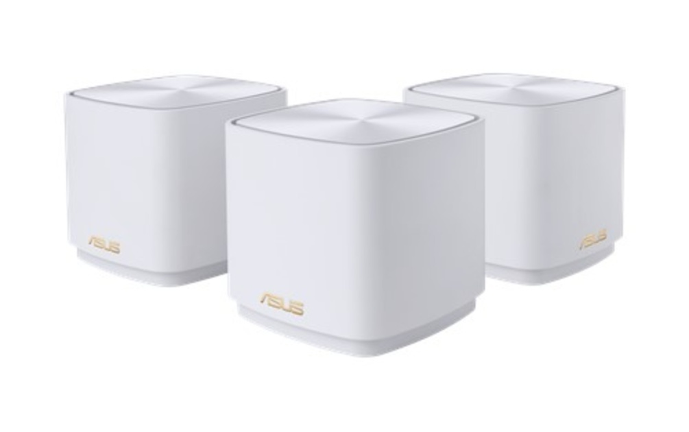 ASUS announces a trio of WiFi 6-capable mesh routers for $300