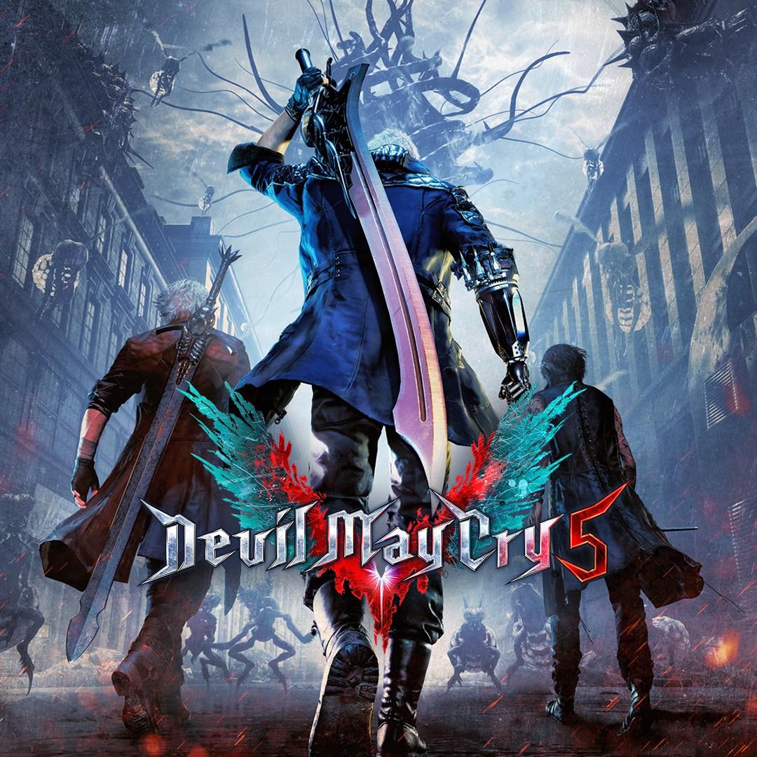 Time to kick some demon butt! https://t.co/v9DkpPI8Da  😈 #DMC5 50% off via the Capcom Summer Sale! 😈 https://t.co/E2JQKFoW4O