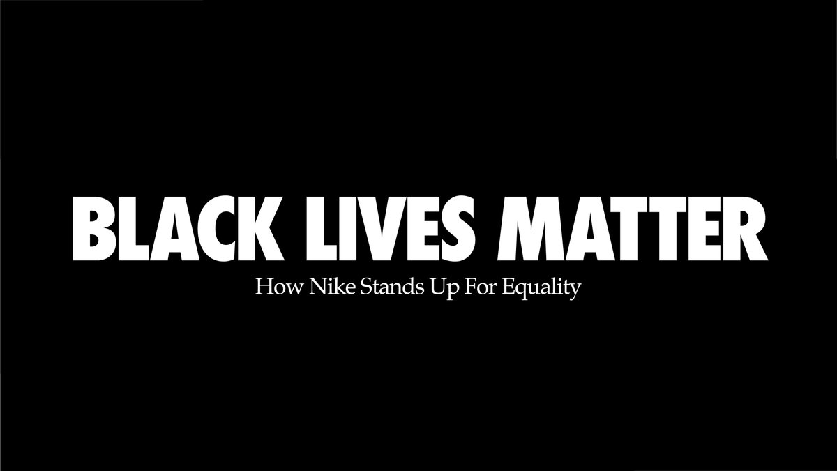 We will continue to stand up for equality and work to break down barriers for athletes* all over the world.   For more information: https://t.co/CQvZhwEYFT https://t.co/ekOaUM4qAA