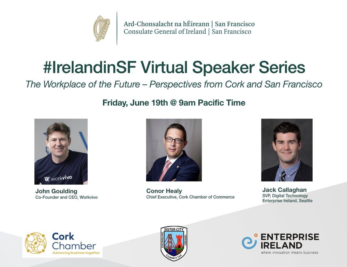 Consulate General of Ireland, San Francisco (@IrelandinSF) | Twitter