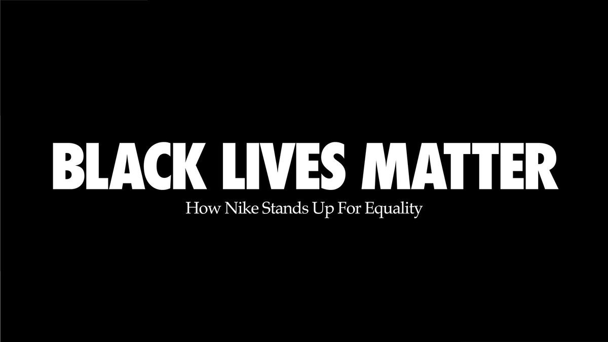 We will continue to stand up for equality and work to break down barriers for athletes* all over the world. For more information: go.nike.com/7olcQPInOgI
