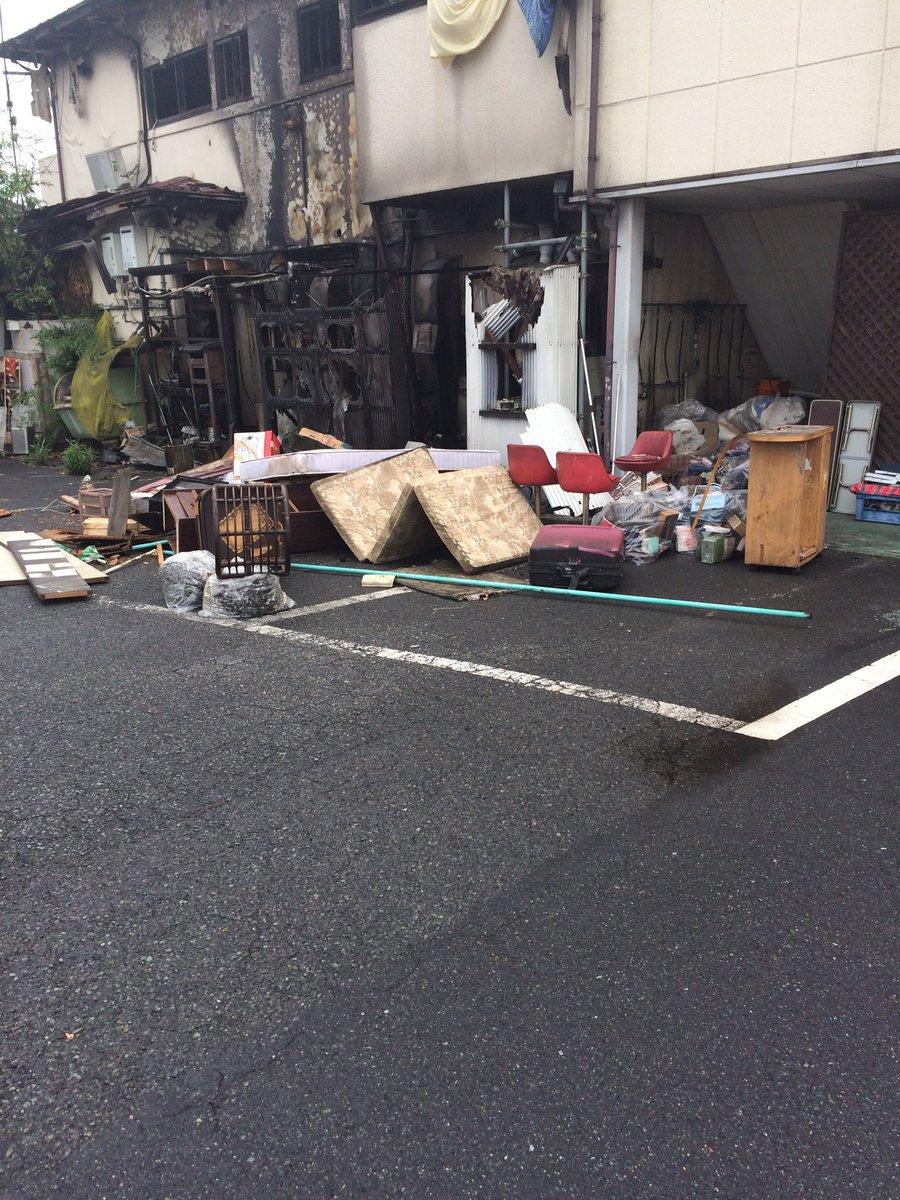 倉敷 ベトコン 火事 ラーメン