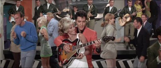 Today in 1968, @ElvisPresley released his 27th film, #Speedway.  Co-starring @NancySinatra, #Elvis played a race car driver who helps out his gambling manager.  #Speedway was directed by #NormanTaurog & grossed $2M. It was the last #Elvis film to have a full-length soundtrack LP.pic.twitter.com/ArATBWBQc4
