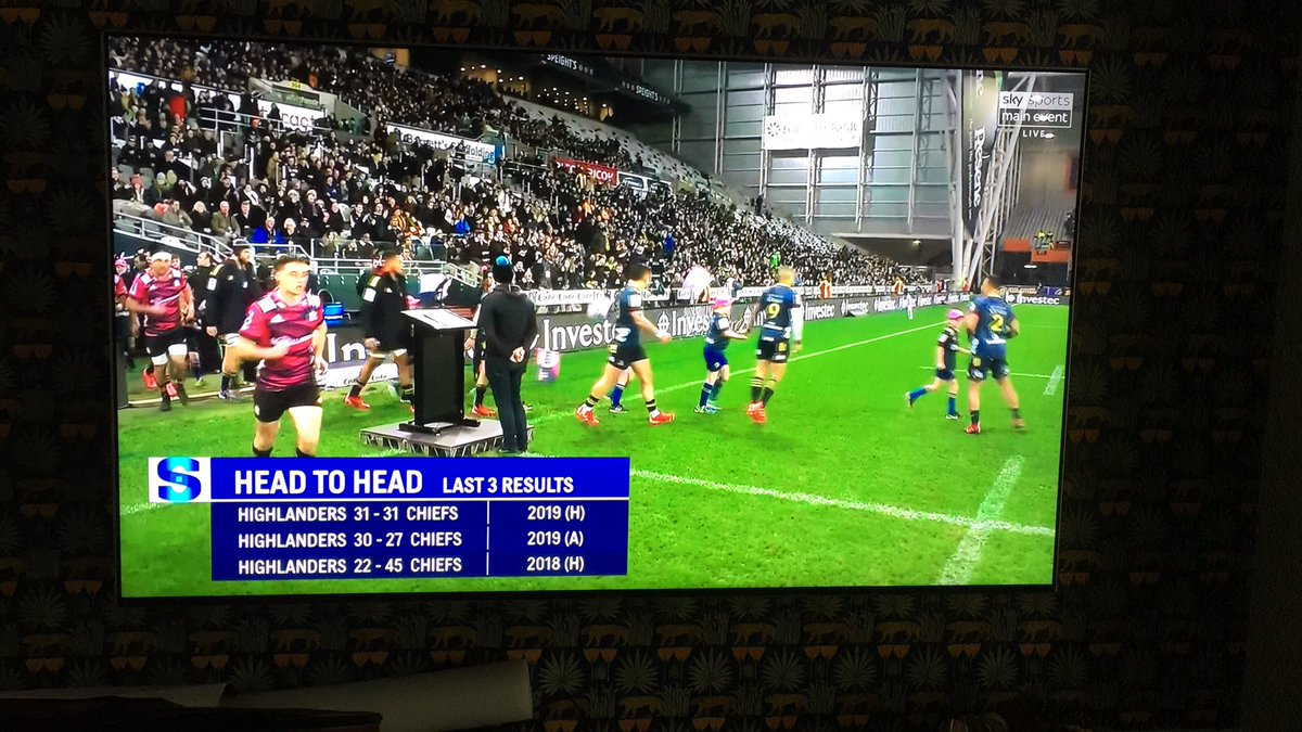 Welcome back Rugby Union #SuperRugbyAotearoa