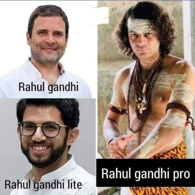 Happy birthday to Rahul Gandhi Lite