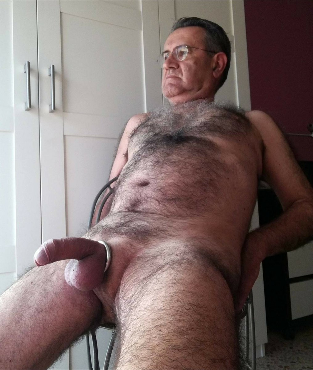 Old Black Man Big Cock