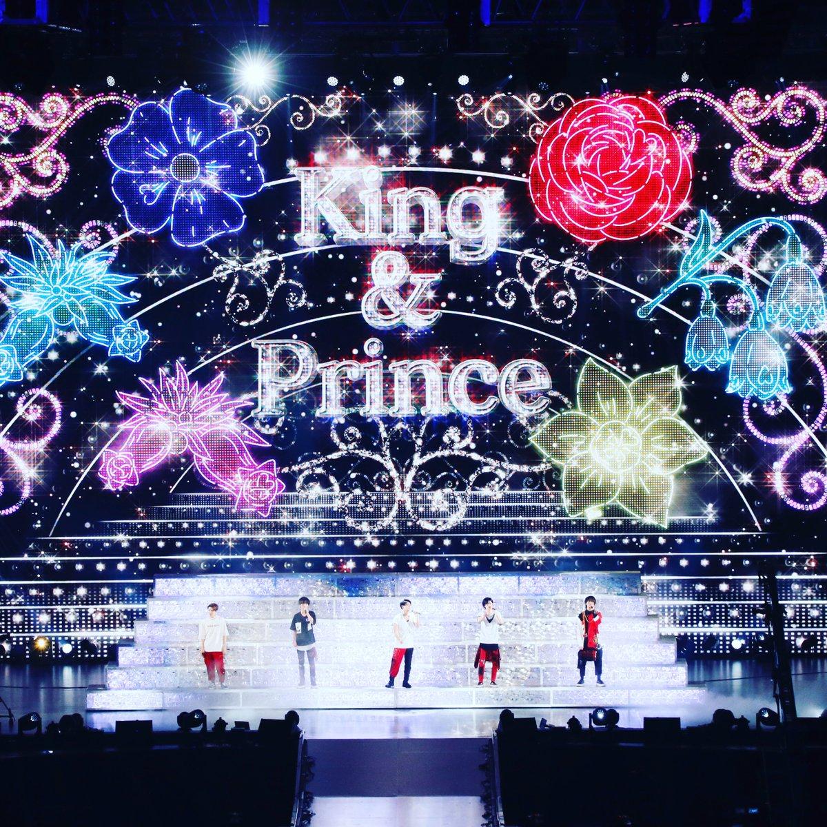 ライブ prince king 配信 &