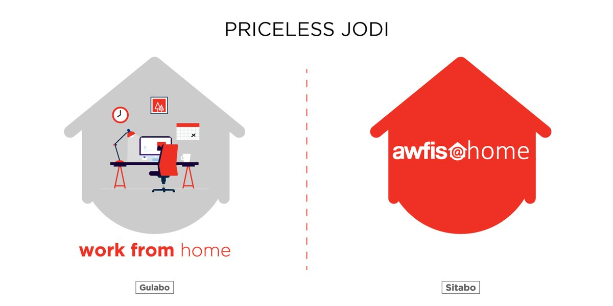 Bring home the Awfis experience. Your Home + Your Awfis, doesn't get better than this.  #PricelessJodi #GulaboSitabo #AwfisAtHome #WorkFromHome #GiboSiboOnPrime https://t.co/pG9T6JxePi