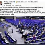Image for the Tweet beginning: In der Causa #Amthor gibt